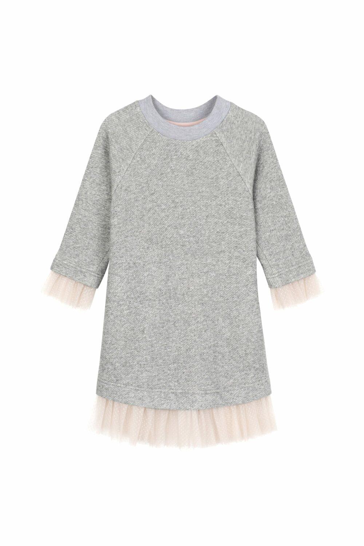 платье со свитшотом купить в москве