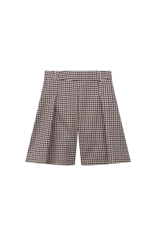 School Shorts-Skirt