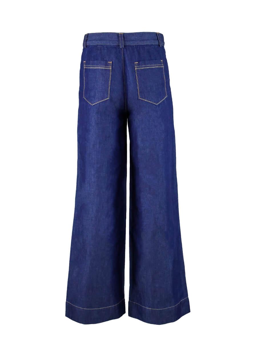 Широки брюки для девочки купить в москве