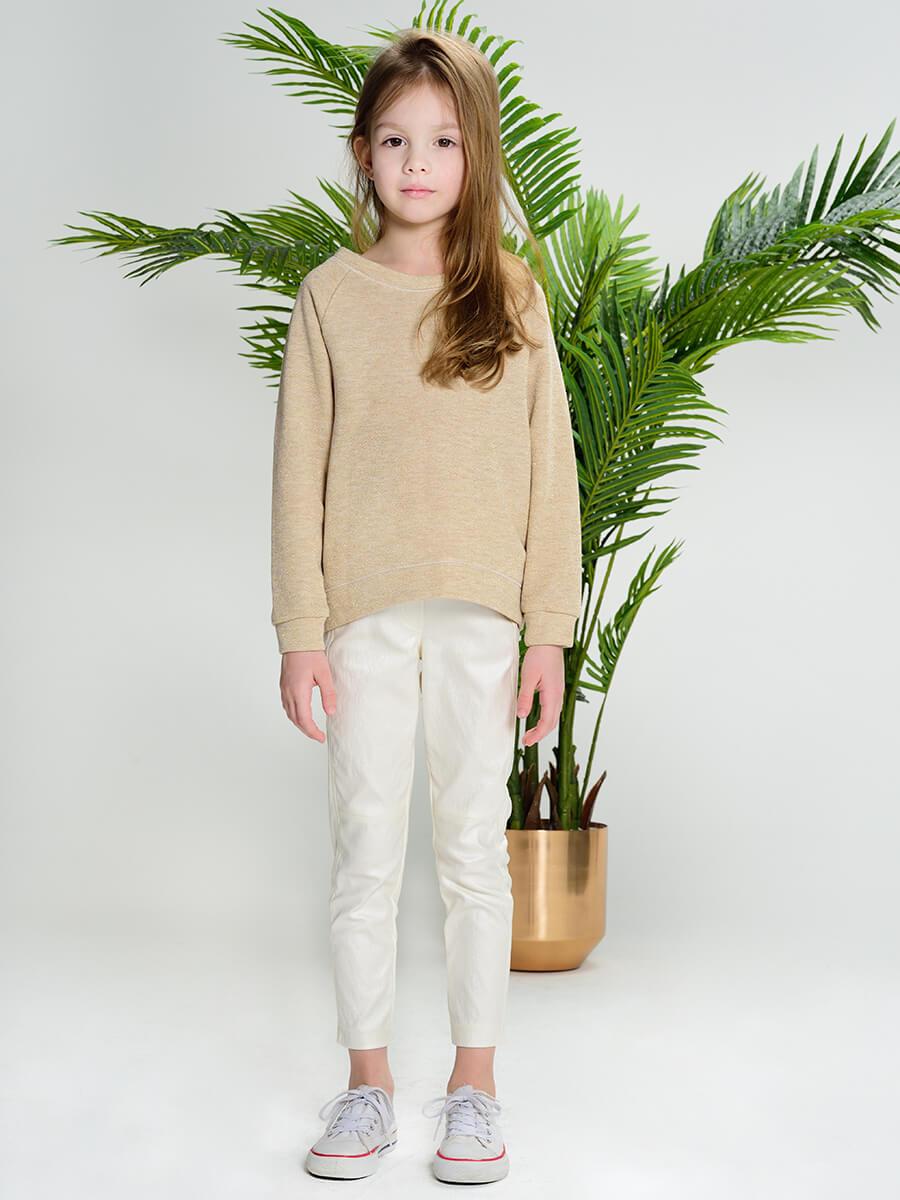 брюки джеггинсы для девочек