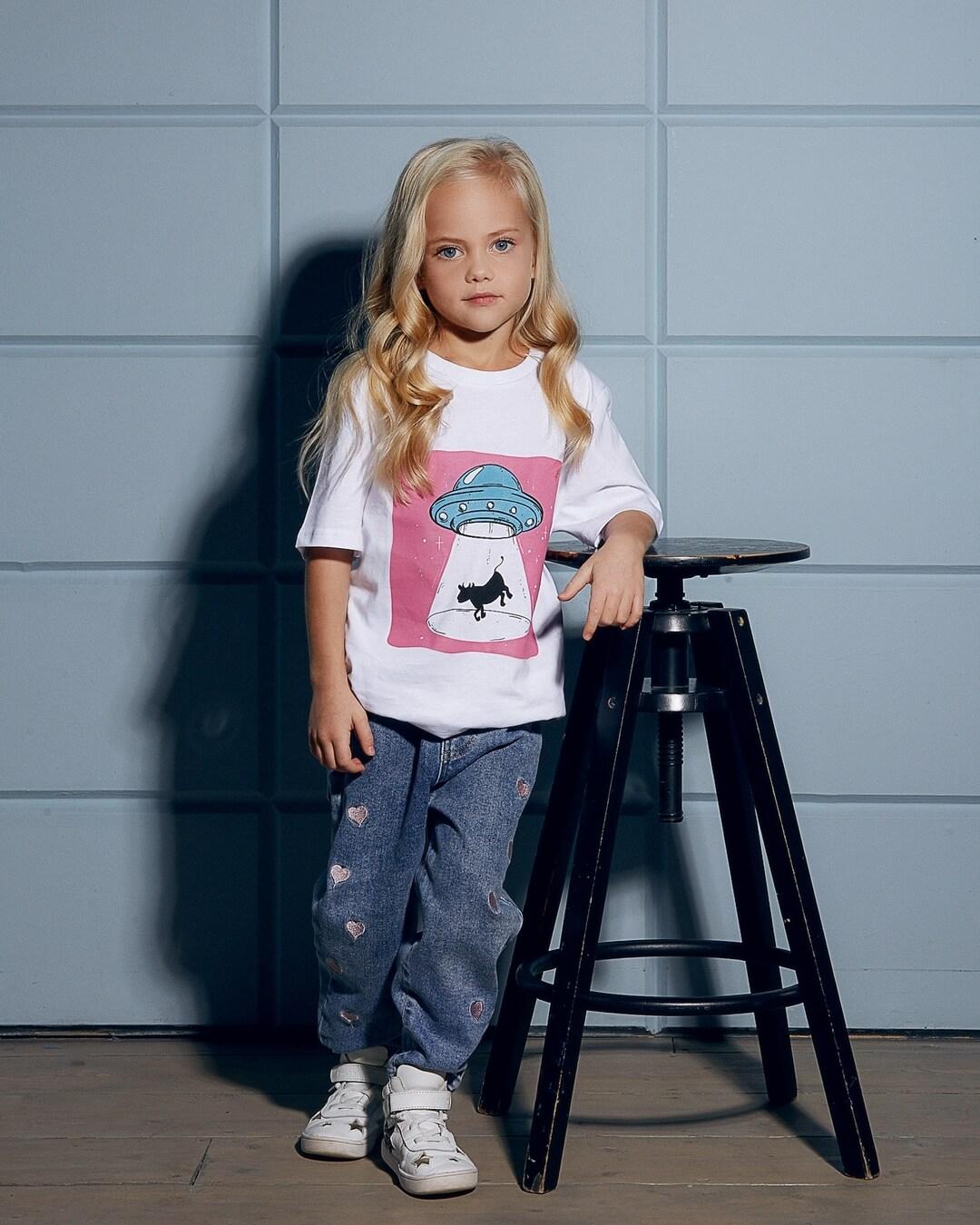 брендовые футболки для девочек