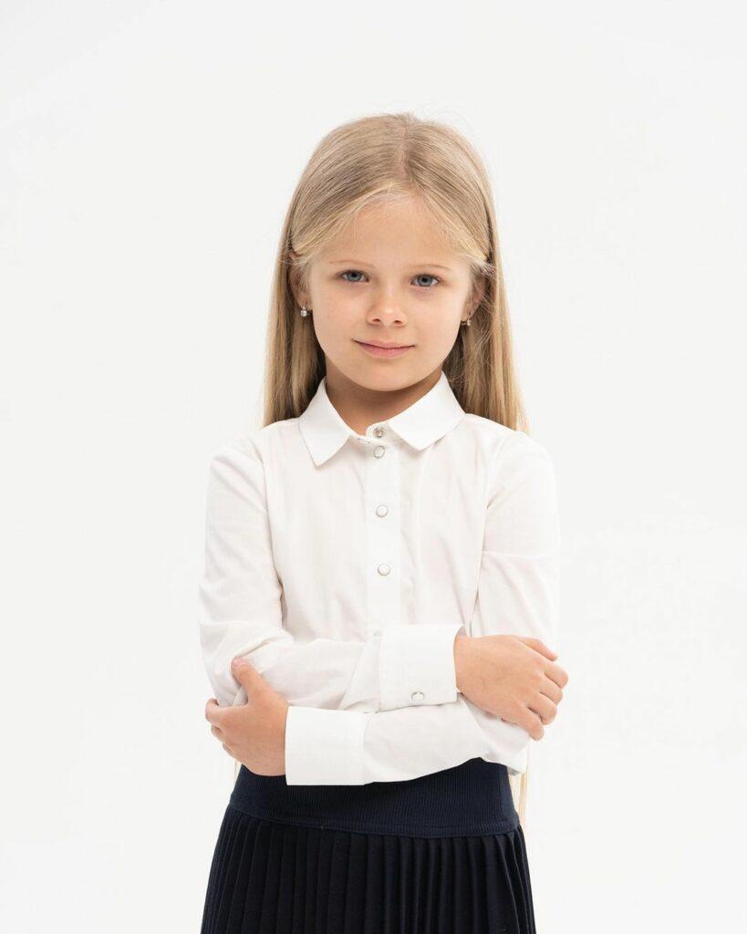 брендовая школьная форма для девочек