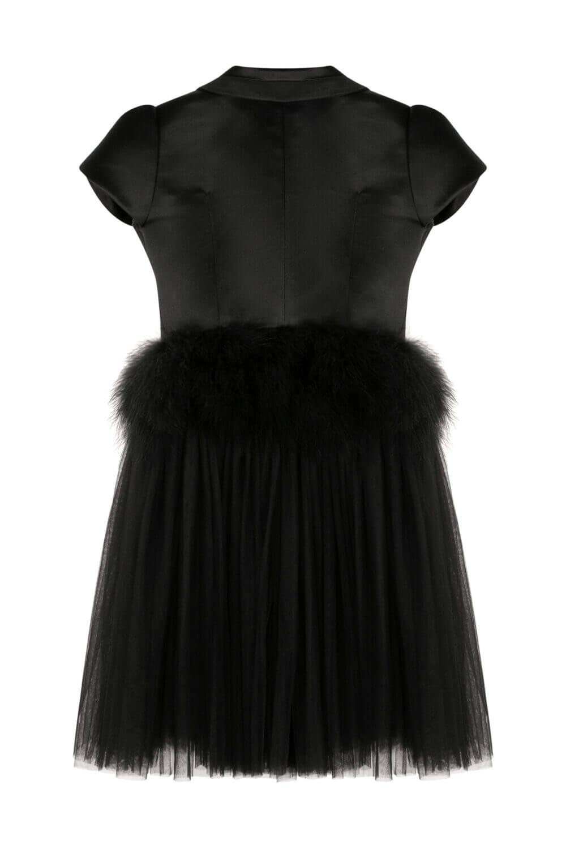 купить платье для девочки из шёлка