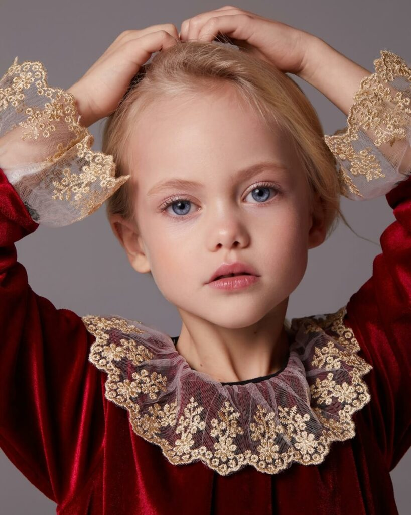 детская одежда премиум класса zhanna and anna