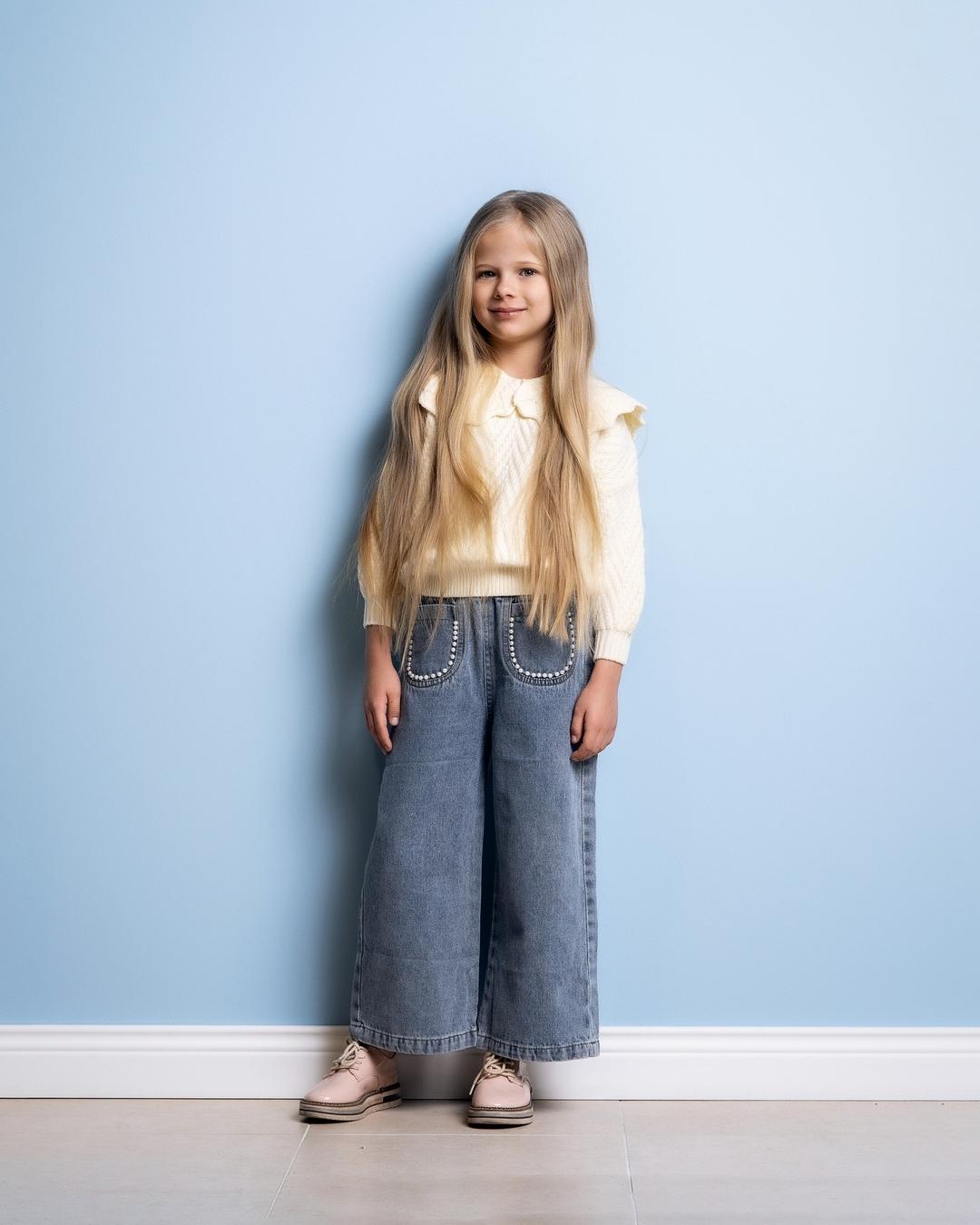 джинсы для подростков девочек