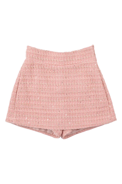 Юбка-шорты  Coco розовые