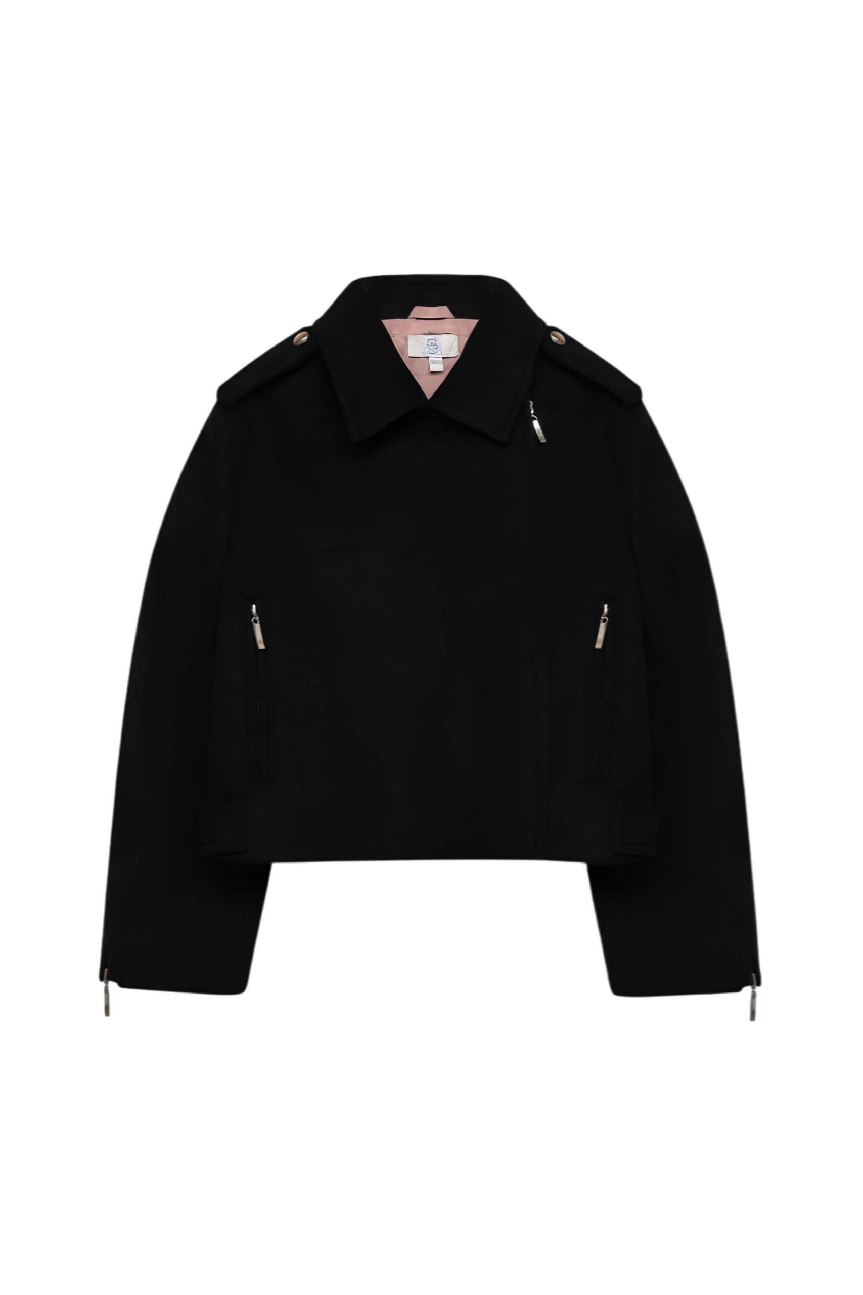 Куртка-косуха для девочки