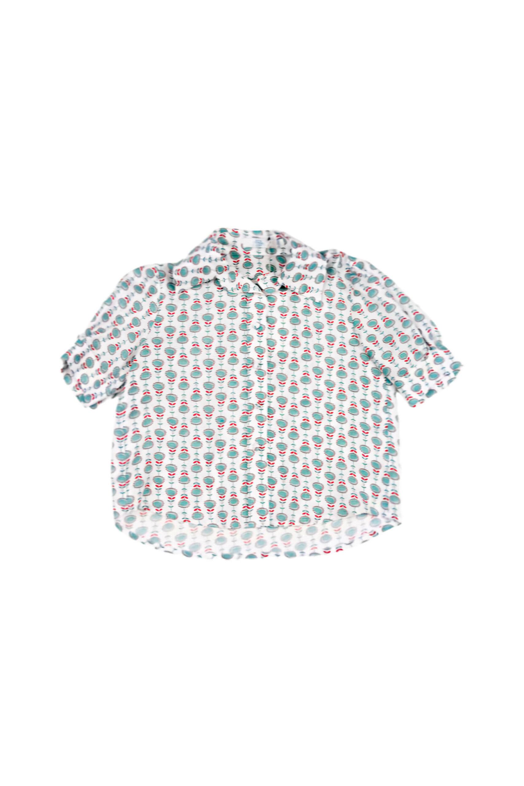Блузка для девочки Flax