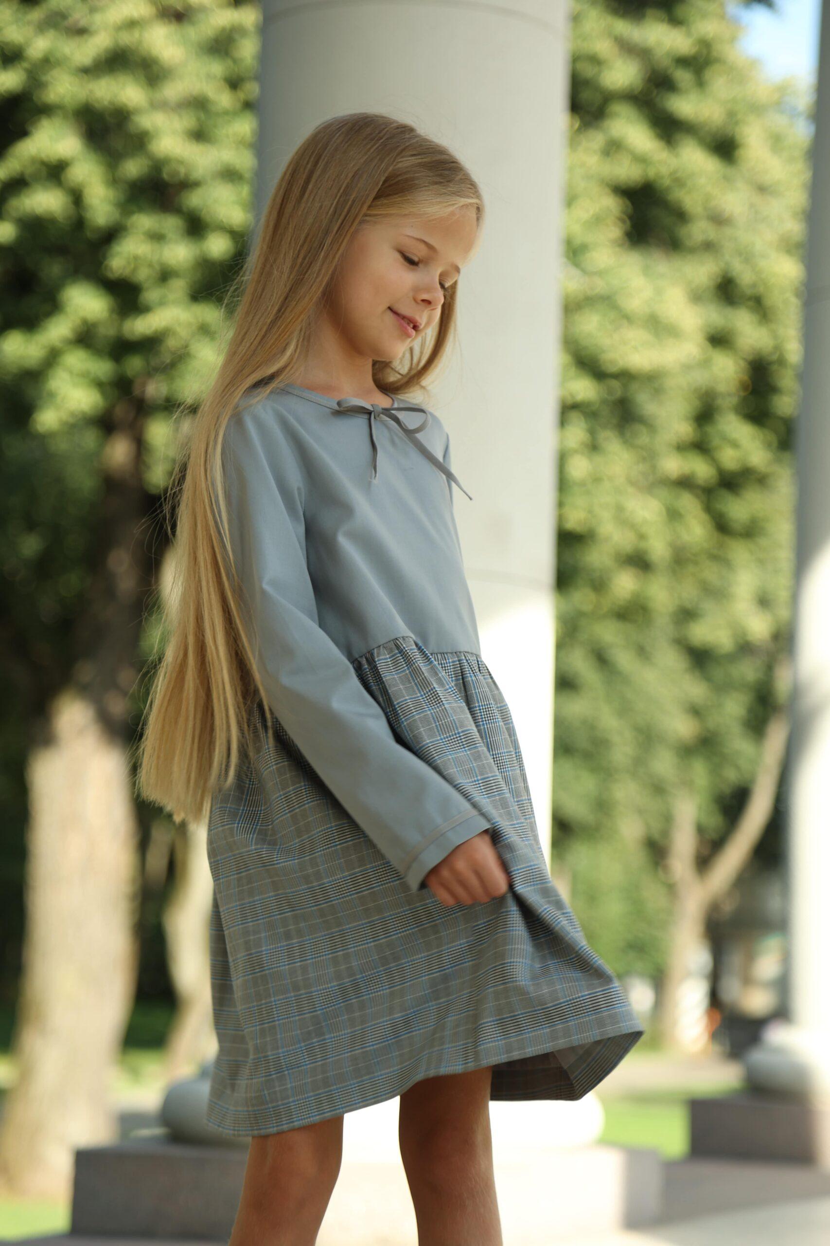 Платье GRAY