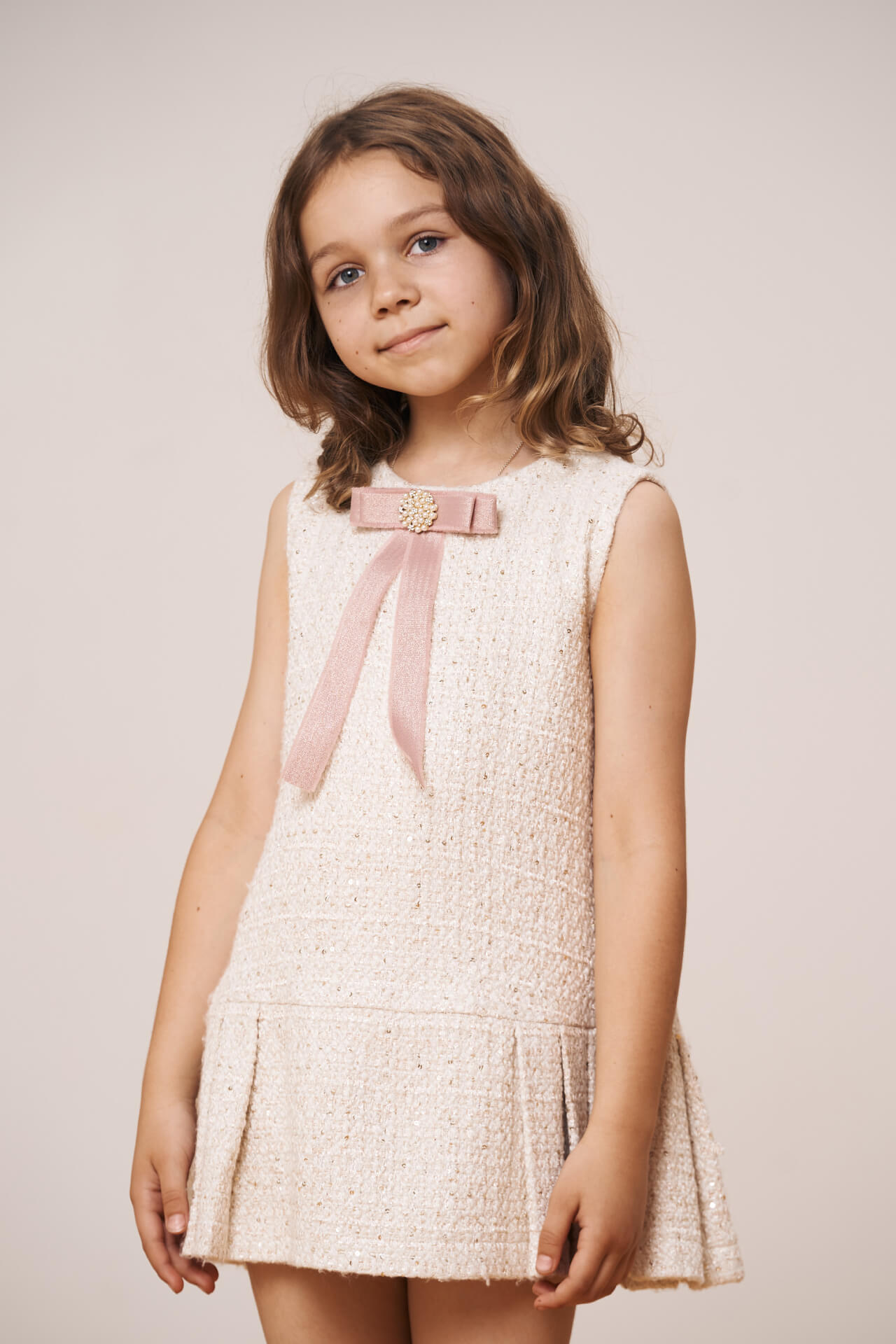 Платье Ammi белое