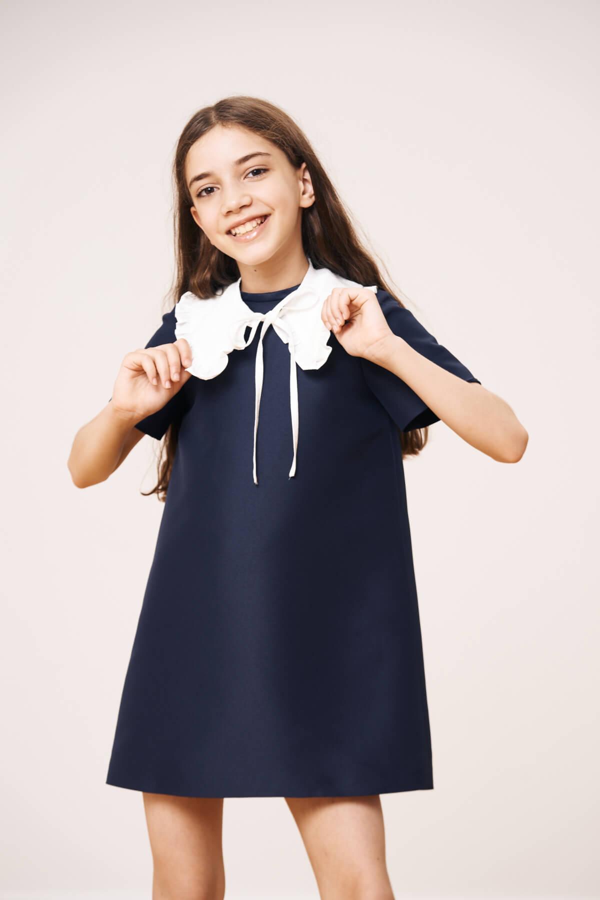 Платье BLUЕ
